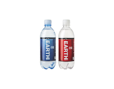 EARTH Water 500ml 塑料瓶装